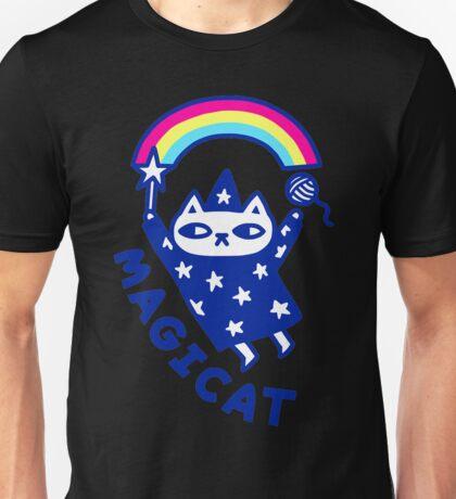 magic cat Unisex T-Shirt