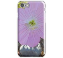 love of pink flower iPhone Case/Skin