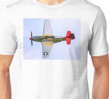 P-51D Mustang 44-72035/A3-3 G-SIJJ Unisex T-Shirt