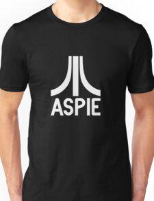 Aspie Retro Arcade Design Unisex T-Shirt