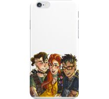 Punk Jilystar iPhone Case/Skin