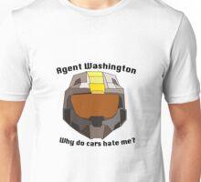 Agent Washington Unisex T-Shirt