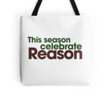 Reason for the Holidays Tote Bag