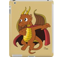Dragon superhero cartoon iPad Case/Skin