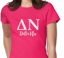 Legally Blonde – Delta Nu, Elle Woods Womens Fitted T-Shirt