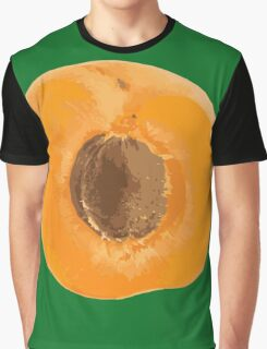 Apricot Graphic T-Shirt