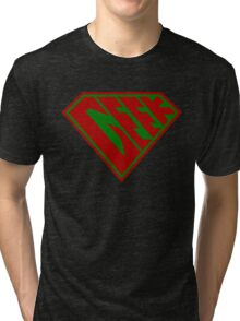Geek Power (RBG Edition) Tri-blend T-Shirt