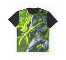 Ryujin no ken wo kurae! Graphic T-Shirt