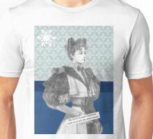 Want a Christmas Card? Unisex T-Shirt