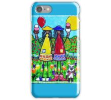 Friends - J C Red Boots Series  iPhone Case/Skin