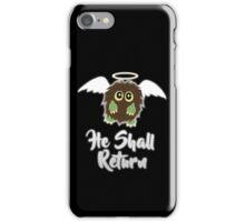 Our Savior Kuriboh iPhone Case/Skin