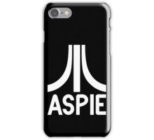 Aspie Retro Arcade Design iPhone Case/Skin
