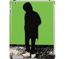 Alone I Walk in Search of Green iPad Case/Skin