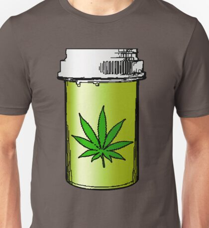 medical marijuana Unisex T-Shirt