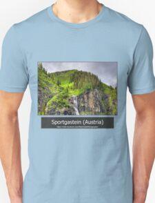 Summer trip to Bad Gastein, Austria Unisex T-Shirt