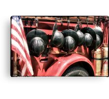 The History of Fire  Canvas Print