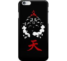 Akuma Street Fighter Gouki iPhone Case/Skin