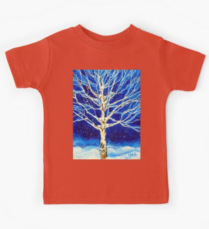 Blanket of Stillness Kids Tee