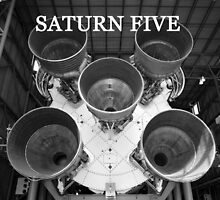 Saturn Five by David Lee Thompson