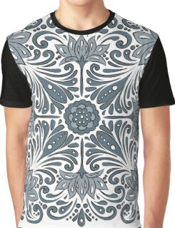 Graphite Garden Graphic T-Shirt