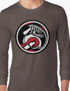 skelewhale Long Sleeve T-Shirt
