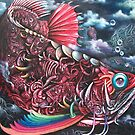 fish of Obsession  by sastrod8