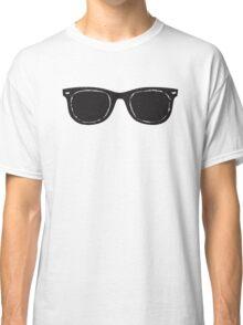 White Salt Sunglasses Classic T-Shirt