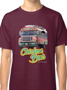 chicken bus Classic T-Shirt