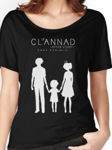 CLANNAD ~After Story~ (White Edition) Women's Relaxed Fit T-Shirt
