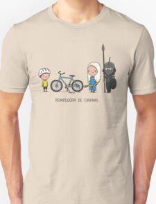 Rompedora de cadenas Unisex T-Shirt
