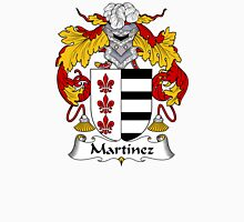 Martinez Coat of Arms/Family Crest Unisex T-Shirt