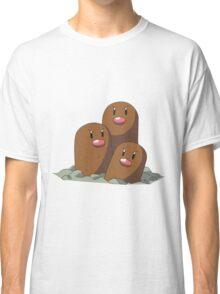 Dugtrio Classic T-Shirt