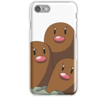 Dugtrio iPhone Case/Skin