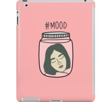 HIPSTER : MOOD LOST IN THOUGHTS iPad Case/Skin