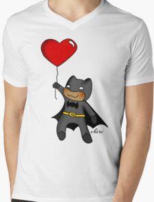 Cute dress up Mens V-Neck T-Shirt