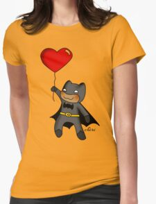 Cute dress up Womens Fitted T-Shirt