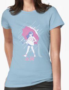 MEKA Salt Womens Fitted T-Shirt