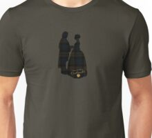 Outlander/Wedding Silhouettes  Unisex T-Shirt