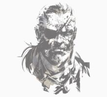 MGS - GZ Big Boss by Juned8052
