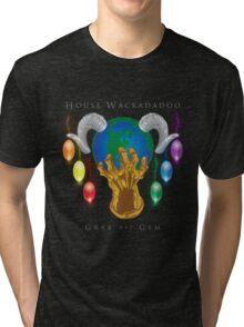 House Wackadadoo - Grab Dat Gem Tri-blend T-Shirt