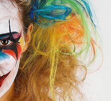 Coulrophobia  by John McGuigan