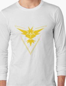 Pokemon GO - Team Instinct Long Sleeve T-Shirt
