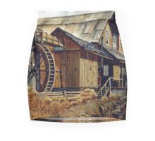 Old Mill Mini Skirt