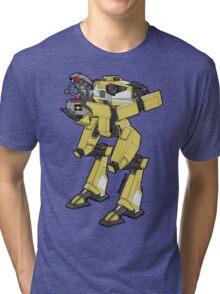 Gortys x Loader Bot Tri-blend T-Shirt