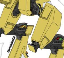 Gortys x Loader Bot Sticker