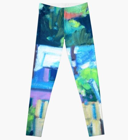 Manitou Afternoon  Leggings