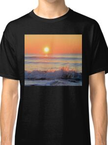 We Danced Like A Wave On The Ocean Classic T-Shirt