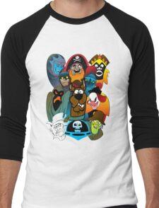Zoinks! Men's Baseball ¾ T-Shirt