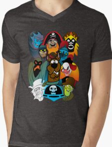 Zoinks! Mens V-Neck T-Shirt