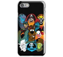 Zoinks! iPhone Case/Skin